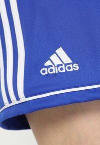 adidas Performance - SQUADRA CLIMALITE FOOTBALL 1/4 SHORTS - Sports shorts - boblue/white - 3