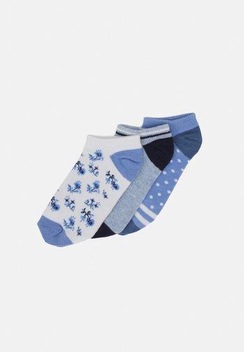 GIRL 3 PACK  - Socks - multi coloured