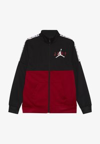 Jordan - JUMPMAN SIDELINE TRICOT JACKET - Trainingsvest - black - 2