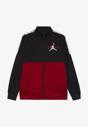JUMPMAN SIDELINE TRICOT JACKET - Sportovní bunda - black