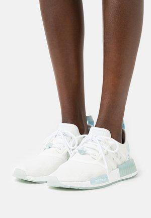 NMD_R1  - Trainers - footwear white/sky tint/signal cyan