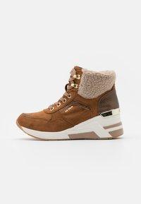 TOM TAILOR - Ankelboots - brown - 1