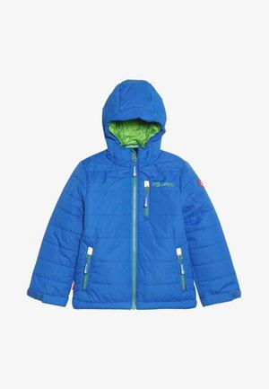 KIDS HEMSEDAL SNOW JACKET - Light jacket - medium blue