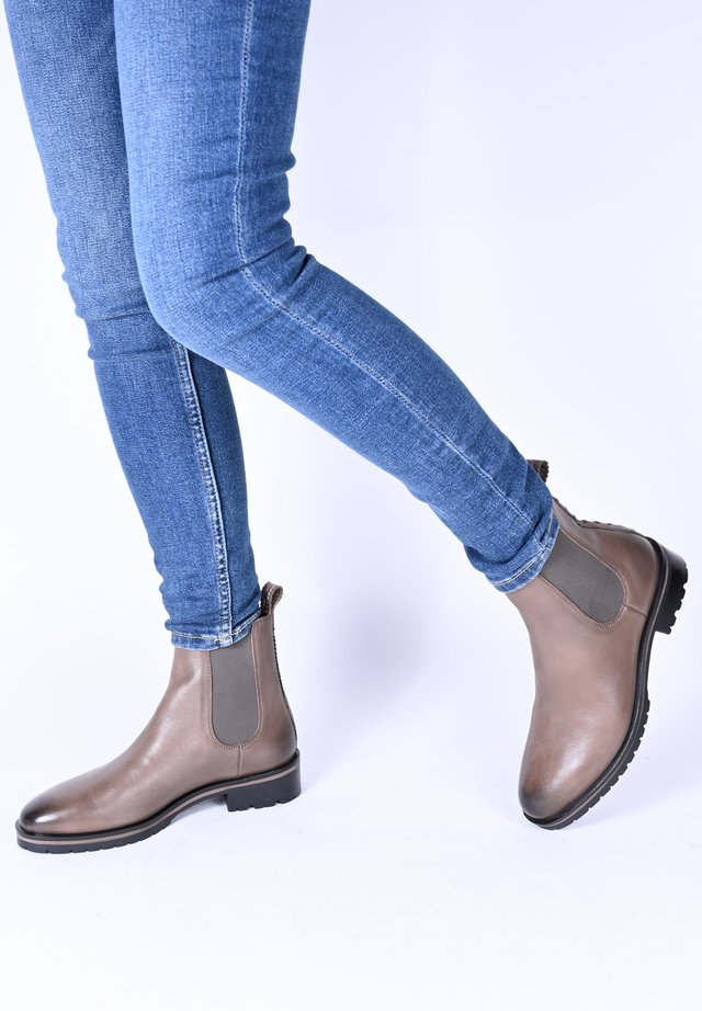 JOLENE - Ankle boots - taupe