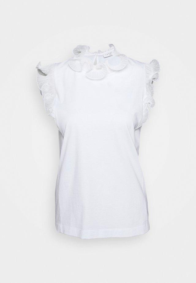JASY - T-shirts med print - blanc