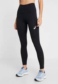 ASICS - HIGH WAIST - Medias - performance black - 0