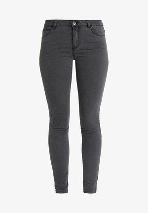 VMJULIA FLEX - Jeans Skinny Fit - dark grey denim