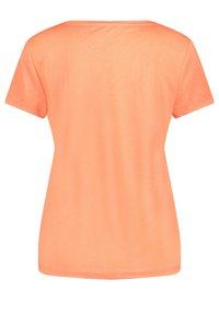 Taifun - Camiseta estampada - papaya - 1