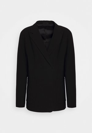 AIDA - Manteau court - black