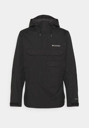BUCKHOLLOW™ ANORAK - Outdoor jacket - black