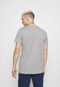 edc by Esprit - Jednoduché triko - light grey - 2