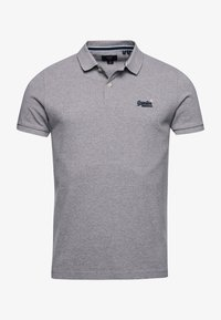 Superdry - Polo shirt - grey - 2