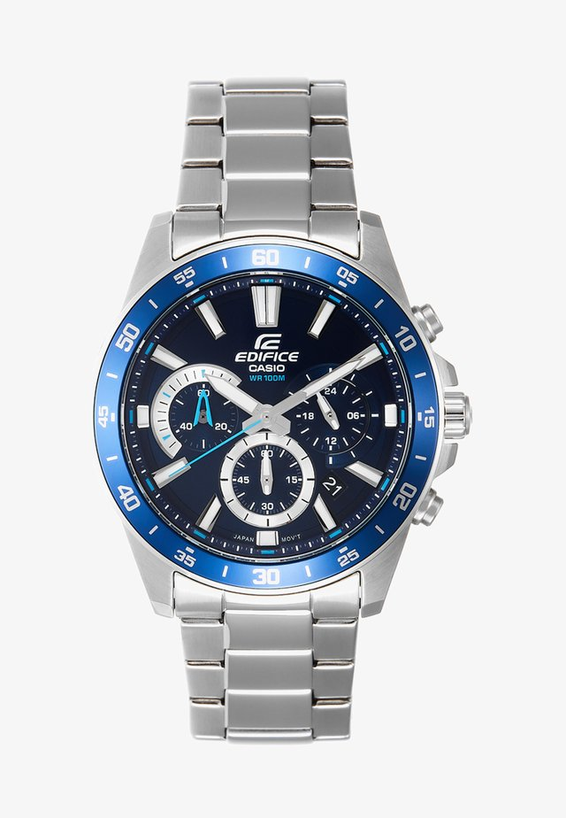 EDIFICE - Chronograph watch - blue