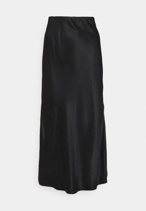 DRESSY - Maxi skirt - black