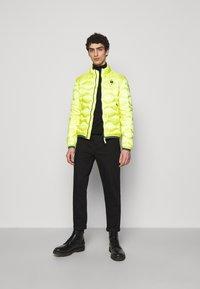 Blauer - Down jacket - yellow - 1