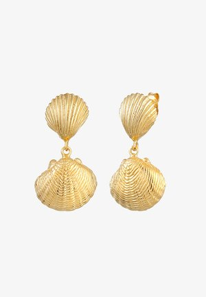 MUSCHEL  - Earrings - gold