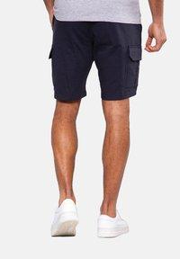 Threadbare - HUNTER - Shorts - blau - 2
