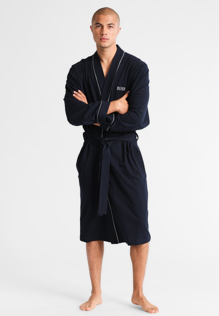 BOSS - AUTHENTIC - Dressing gown - dark blue