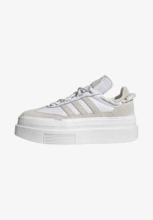 IVY PARK SUPER SUPER SLEEK72 SHOES - Trainers - ftwr white/off white/core white