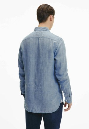 SLIM FIT - Shirt - indigo