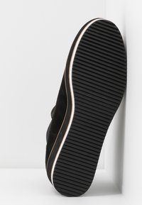 Bullboxer - Kotníkové boty na platformě - black - 4