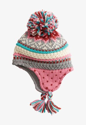 Beanie - multi coloured