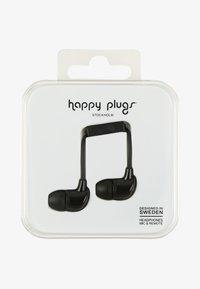 Happy Plugs - Headphones - black - 0