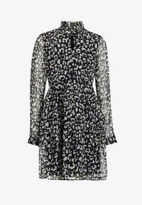 WE Fashion - MET LUIPAARDDESSIN - Robe d'été - all-over print - 2