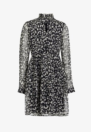 MET LUIPAARDDESSIN - Day dress - all-over print