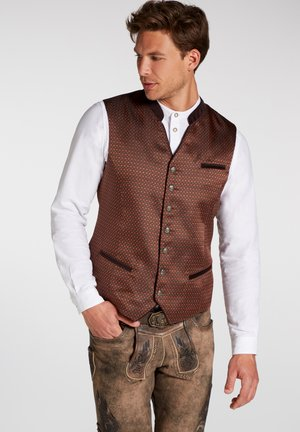 Waistcoat - braun