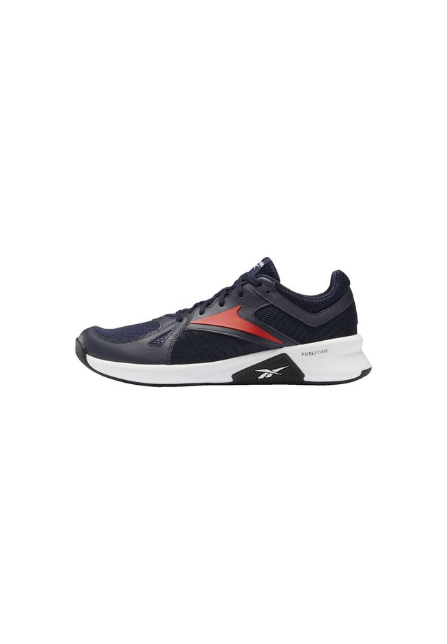 ADVANCED TRAINER SHOES - Neutral running shoes - blue