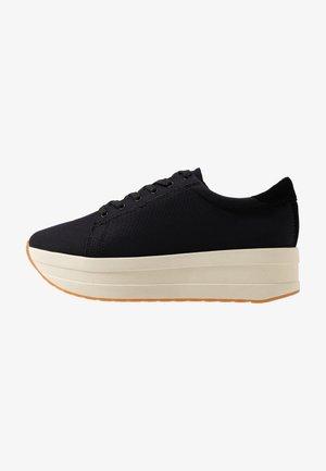CASEY - Zapatillas - black
