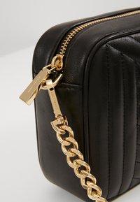 MICHAEL Michael Kors - JET SET CHARMMD BAG - Across body bag - black - 4