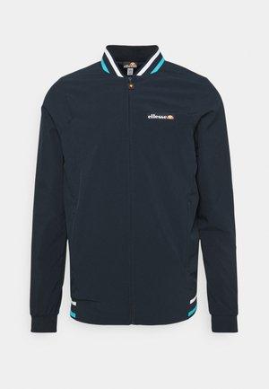 LITORALE TRACK - Training jacket - navy