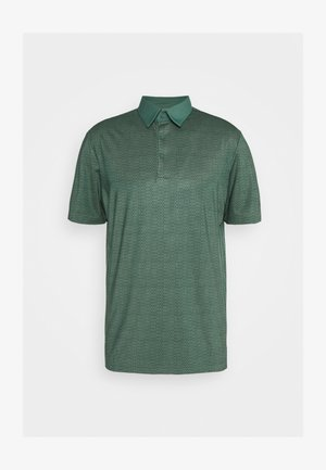ULTIMATE 365 SHORT SLEEVE  - Polo - tech emerald/legend earth