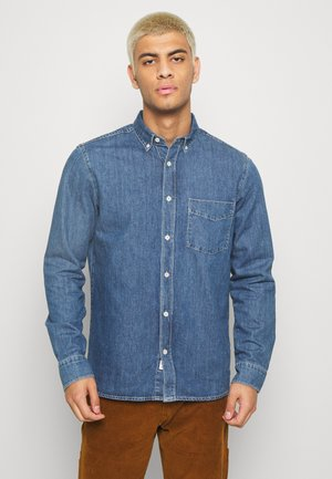 RANGER - Camicia - denim blue