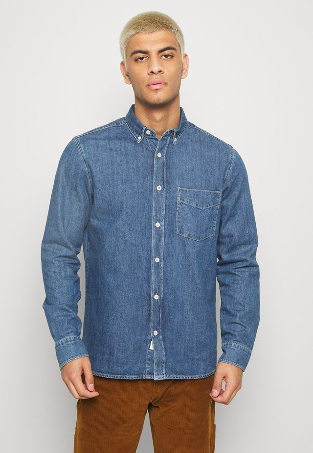 RANGER - Shirt - denim blue