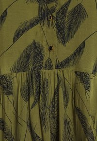 Kaffe Curve - DARLA DRESS - Day dress - capulet olive - 2