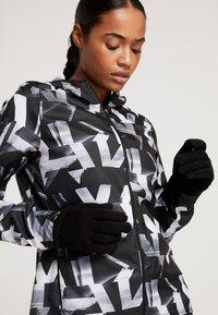 adidas Performance - GLOVES CONDU - Fingervantar - black/white - 1