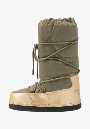 MOON 9070 - Snowboot/Winterstiefel - army
