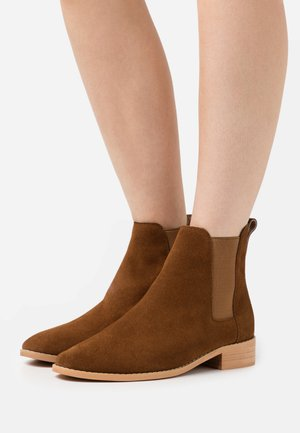 JUST BOOT - Classic ankle boots - tan