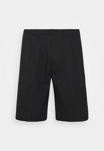 ABROAD - Shorts - black