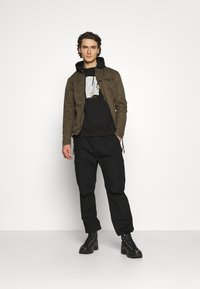 Be Edgy - FORREST - Denim jacket - khaki - 1