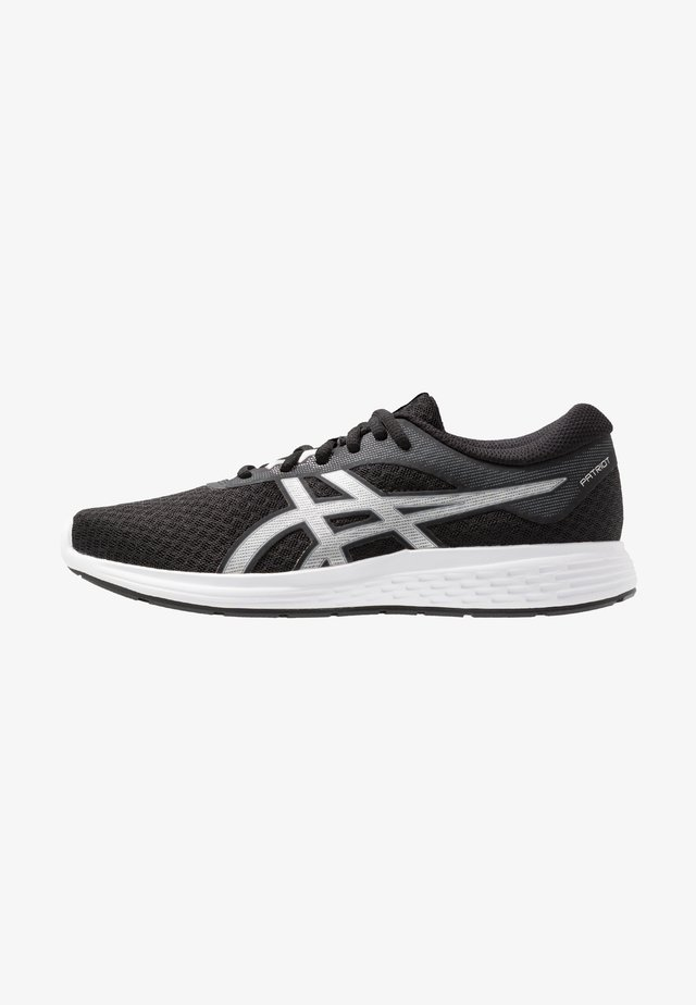 PATRIOT 11 - Neutral running shoes - black/silver