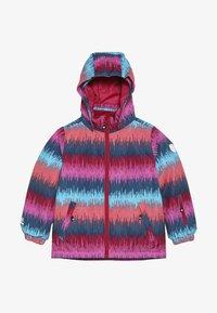 Color Kids - DIKSON PADDED JACKET - Lyžařská bunda - super pink - 5