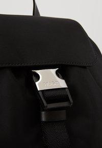 HUGO - MEGAN BACKPACK - Rucksack - black - 4