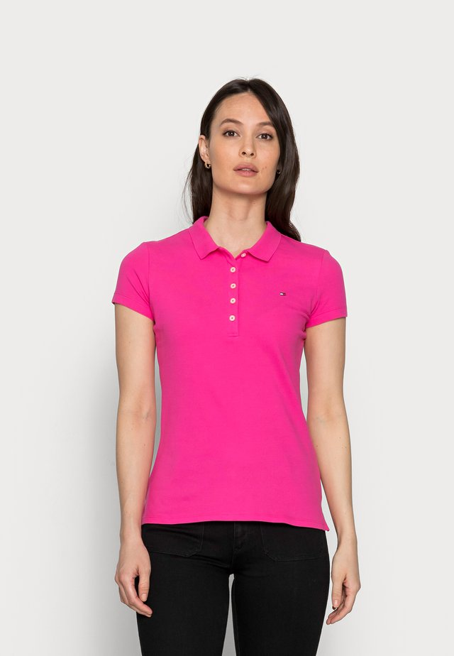 SLIM - Polo - pink