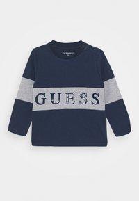 Guess - BABY - Maglietta a manica lunga - deck blue - 0
