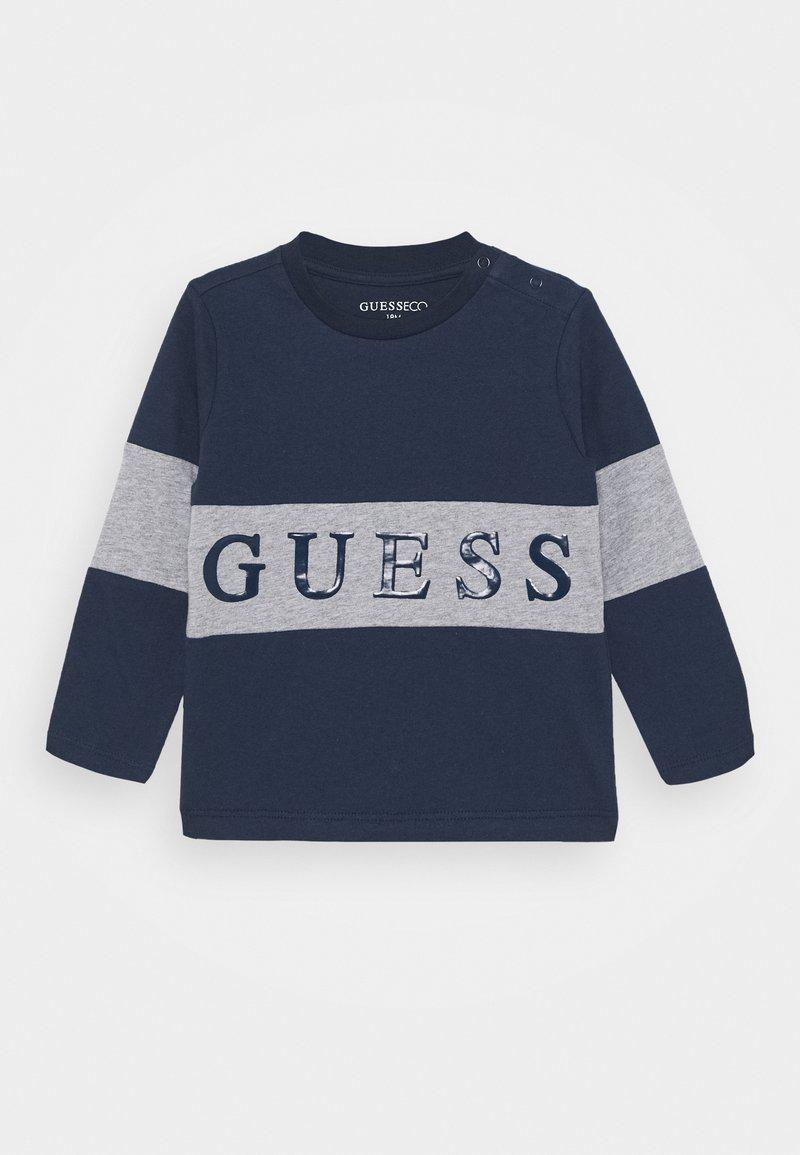 Guess - BABY - Maglietta a manica lunga - deck blue