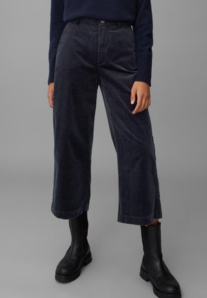 Trousers - scandinavian blue